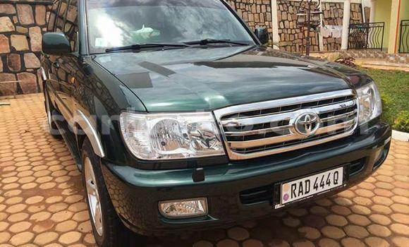 Acheter Occasion Voiture Toyota Land Cruiser Autre à Kigali au Rwanda