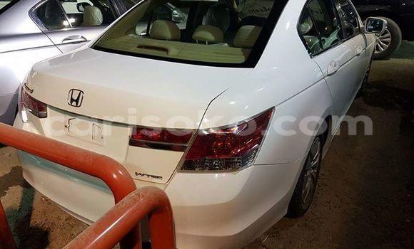 Acheter Occasion Voiture Honda CR-V Blanc à Kigali au Rwanda