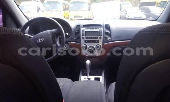 Acheter Neuf Voiture Hyundai Santa Fe Blanc à Kigali au Rwanda