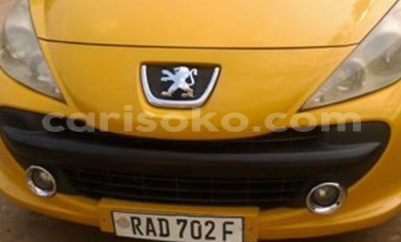 Buy Used Peugeot 206 Black Car in Gicumbi in Rwanda