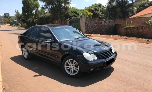 Buy Used Mercedes‒Benz C-Class Black Car in Kigali in Rwanda