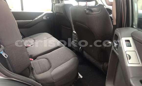 Acheter Occasion Voiture Nissan Pathfinder Noir à Kigali au Rwanda