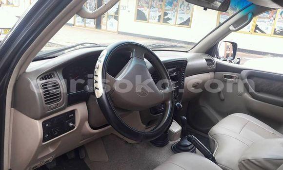 Acheter Occasions Voiture Toyota Land Cruiser Gris à Kigali au Rwanda