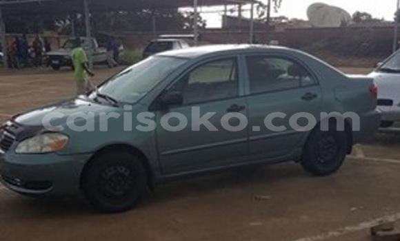 Acheter Occasions Voiture Toyota Corolla Autre à Kigali au Rwanda