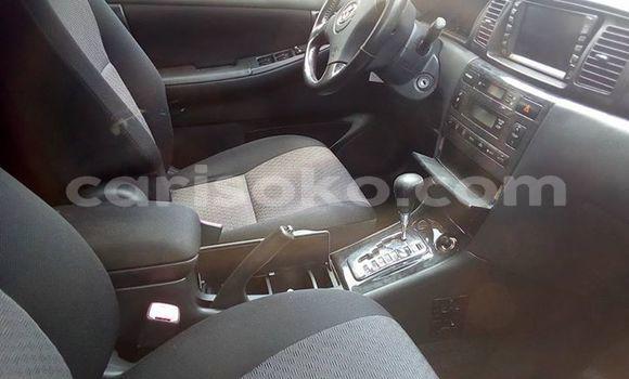 Acheter Occasions Voiture Toyota Runx Autre à Kigali au Rwanda