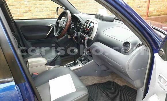 Acheter Occasions Voiture Toyota RAV4 Bleu à Kigali au Rwanda