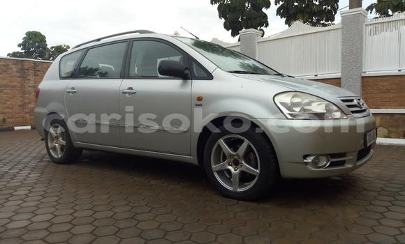 Buy Used Toyota Verso Silver Car in Kigali in Rwanda