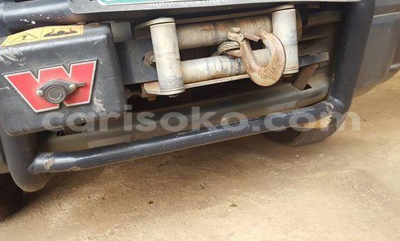 Acheter Occasion Voiture Nissan Terrano Blanc à Kigali au Rwanda