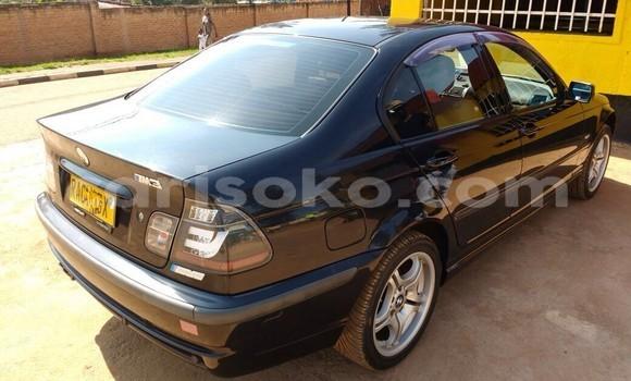 Buy Used BMW 3-Series Black Car in Kigali in Rwanda