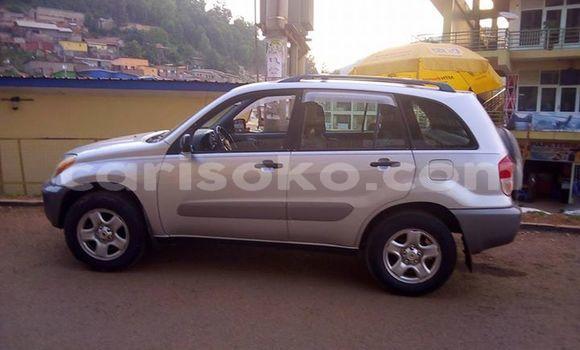 Acheter Occasions Voiture Toyota RAV4 Gris à Kigali au Rwanda