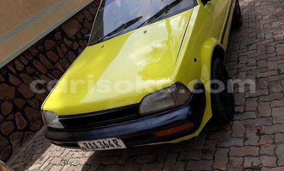 Buy Used Toyota Starlet Other Car in Kigali in Rwanda
