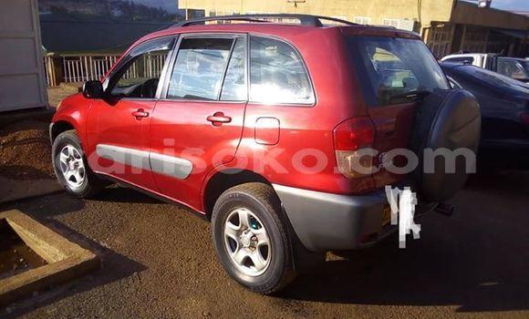 Acheter Occasions Voiture Toyota RAV4 Rouge à Kigali au Rwanda