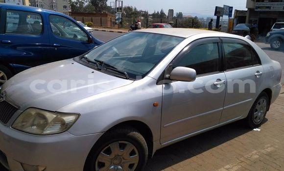 Buy Used Toyota Corona Silver Car in Kigali in Rwanda