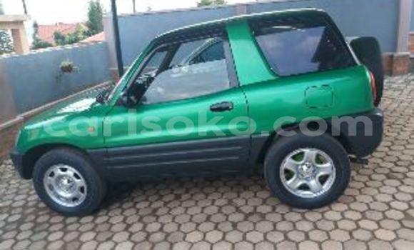 Acheter Occasions Voiture Toyota RAV4 Vert à Kigali au Rwanda
