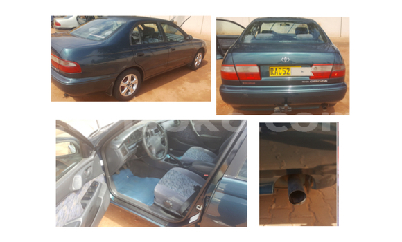 Buy Used Toyota Carina Green Car in Kigali in Rwanda