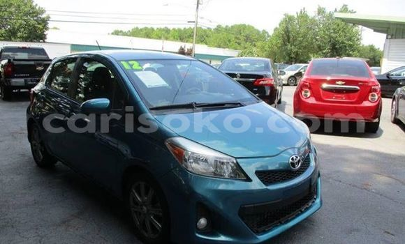 Buy Used Toyota Yaris Other Car in Kigali in Rwanda