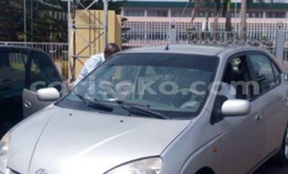 Acheter Occasions Voiture Toyota Prius Gris à Kigali au Rwanda