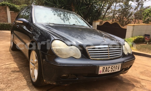 Buy Used Mercedes‒Benz C–Class Blue Car in Kigali in Rwanda