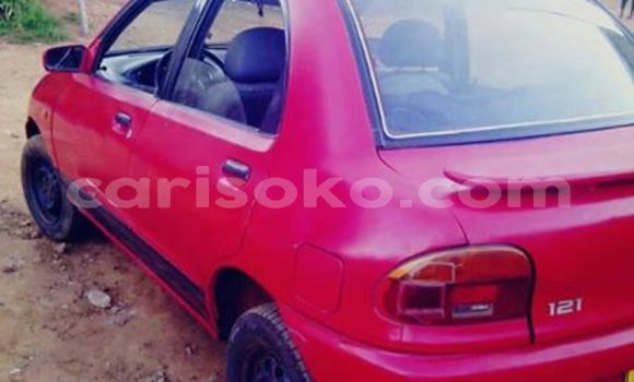 Acheter Occasion Voiture Toyota Starlet Rouge à Kigali, Rwanda