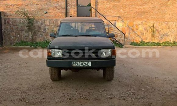 Buy Used Land Rover Discovery Black Car in Kigali in Rwanda