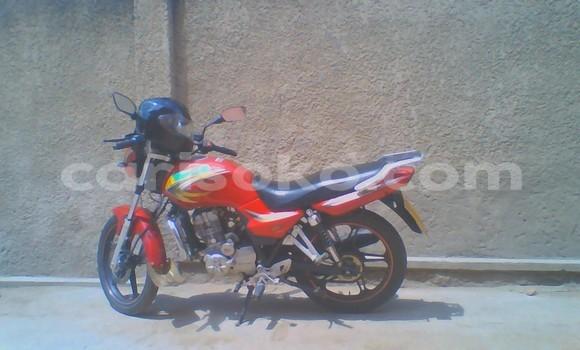 Buy Used Sanya SY125 Red Bike in Kigali in Rwanda