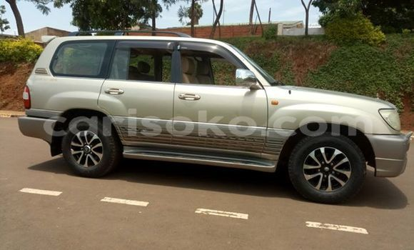 Buy Used Toyota Land Cruiser Other Car in Kigali in Rwanda
