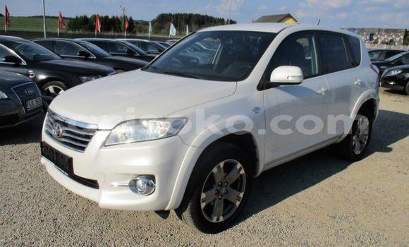Buy Used Toyota RAV4 White Car in Kibungo in Rwanda