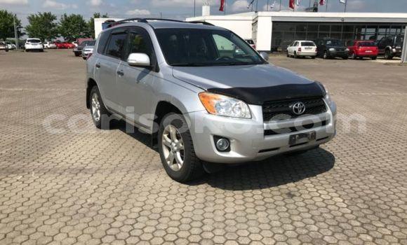 Gura Yakoze Toyota RAV4 Silver Imodoka i Muhanga mu Rwanda