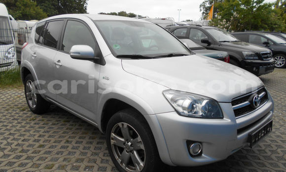 Buy Used Toyota RAV4 Silver Car in Ruhengeri in Ruhengeri