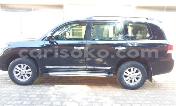 Buy Used Toyota Land Cruiser Black Car in Kigali in Rwanda