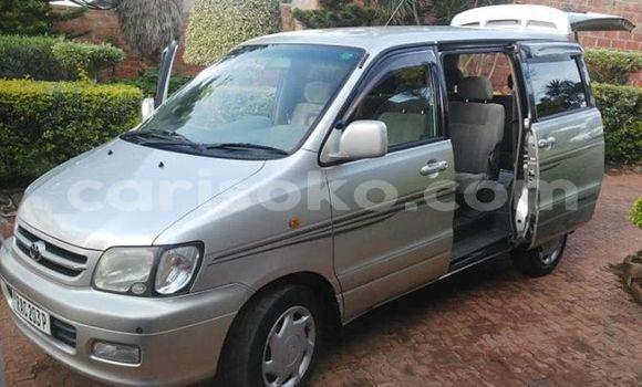 Buy Used Toyota Noah Silver Car in Kigali in Rwanda