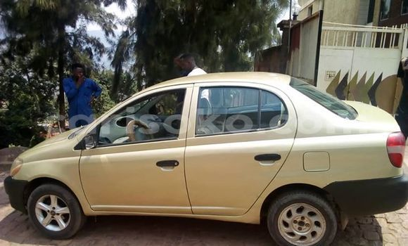 Buy Used Toyota Echo Other Car in Kigali in Rwanda