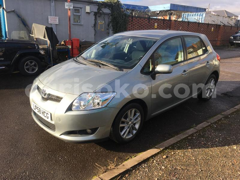 Toyota Auris Touring Sports Toyota Auris Touring Sports 1 8 Hsd