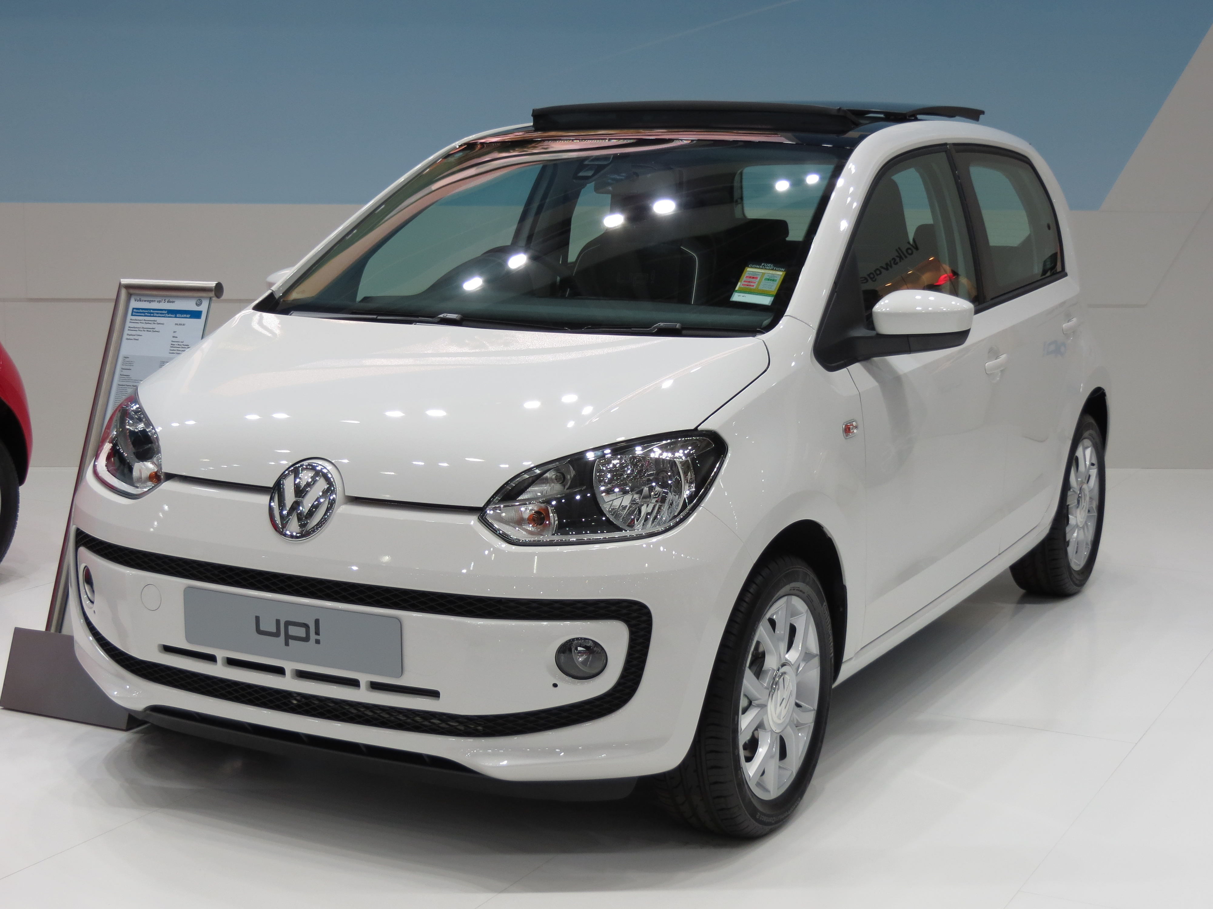 2012 volkswagen up aa my13 5 door hatchback 2012 10 26 01